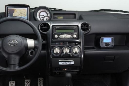Visteon's Concept Cockpit