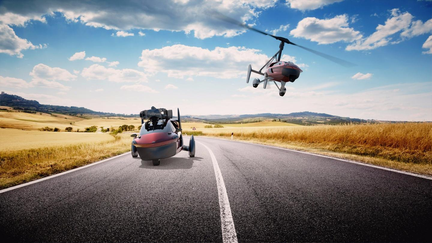 PAL-V is now taking reservations for its Liberty three wheel gyrocopter