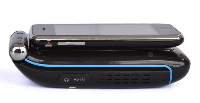 The MiLi Pro v2.0 pico projector