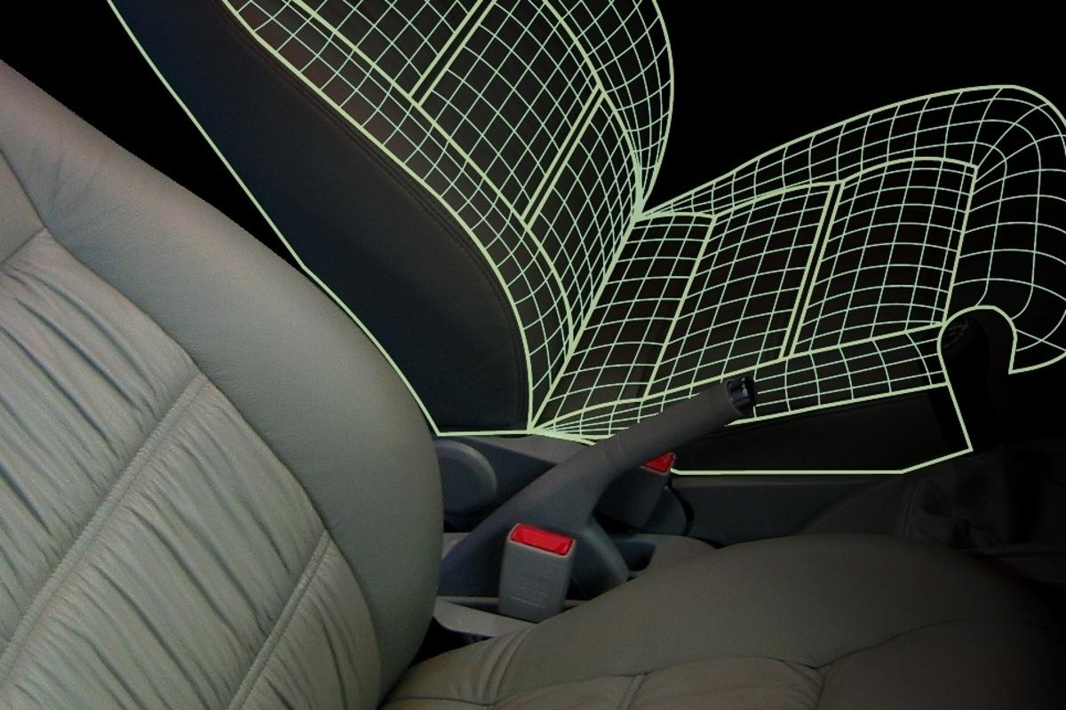 A group of Japanese researchers at the Advanced Institute of Industrial Technology have developed a car seat that can identify drivers while they're sitting down