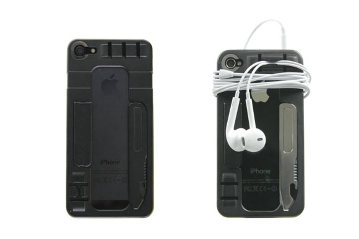 The ReadyCase is an iPhone case that is designed to be a jack of all trades