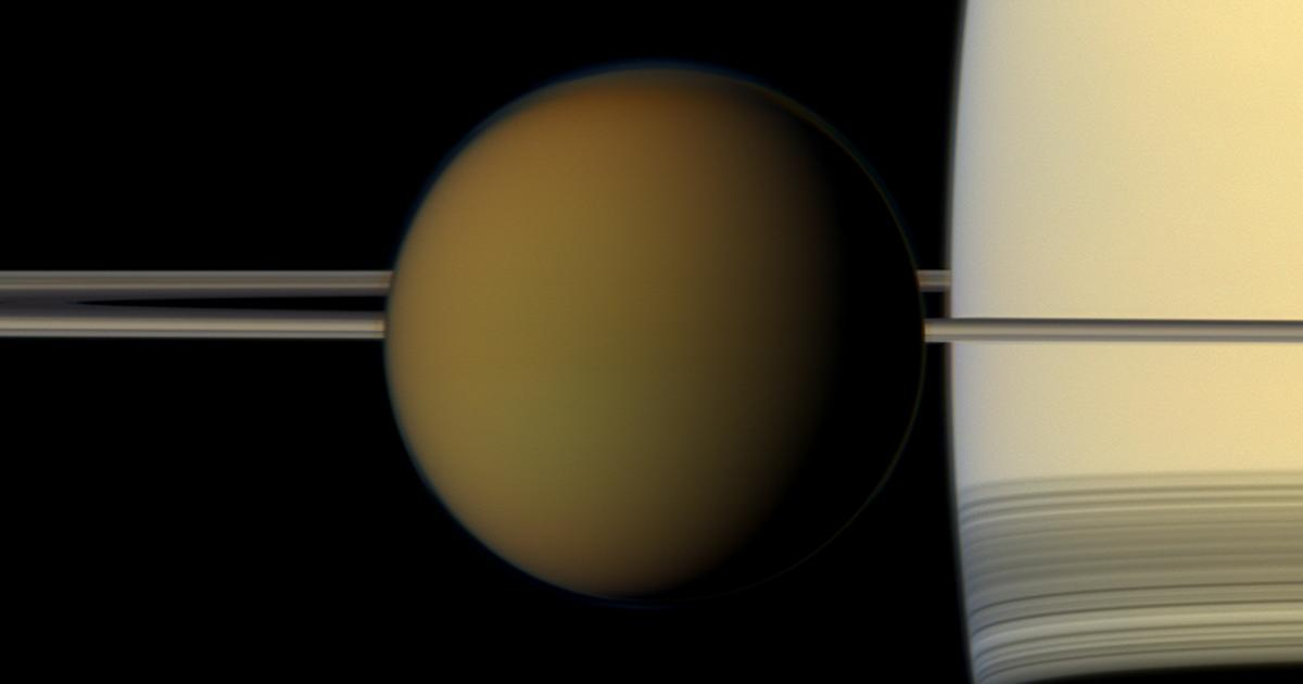 Solid state chemistry could be clouding up Titan's bone-dry atmosphere