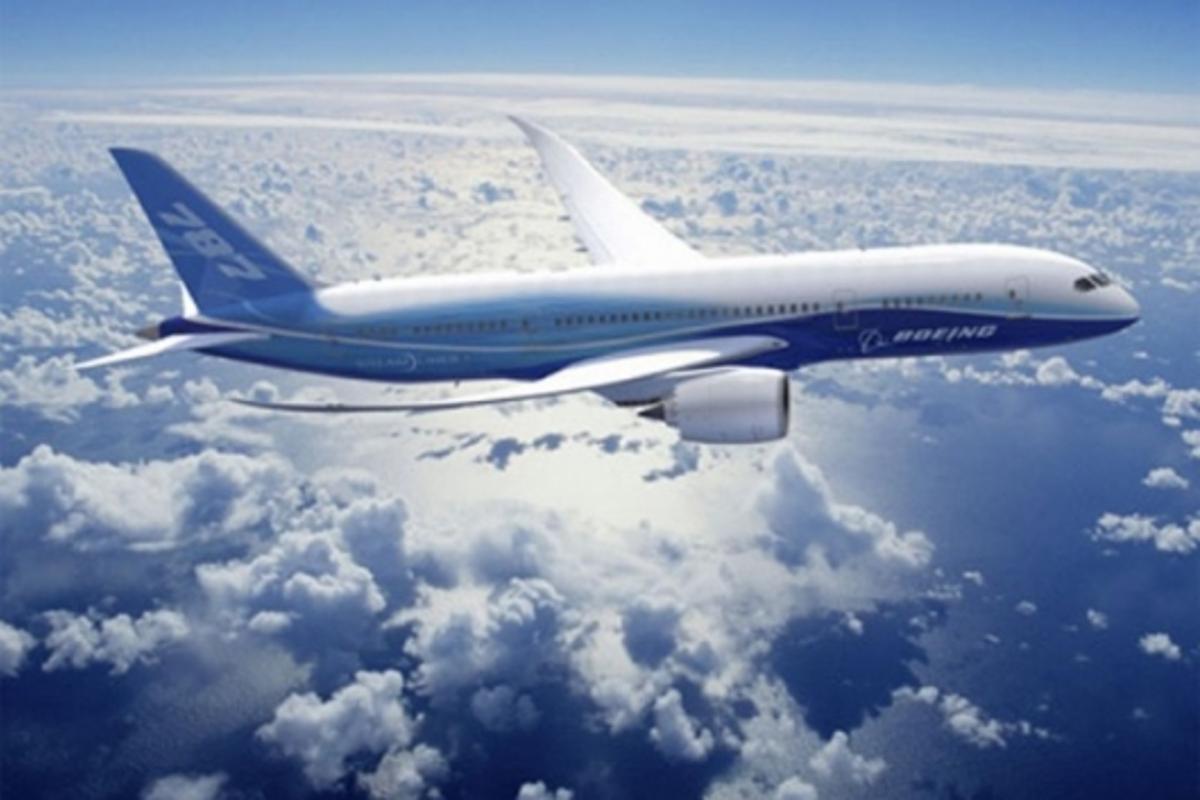 Boeing 787 DreamlinerImage credit: Boeing