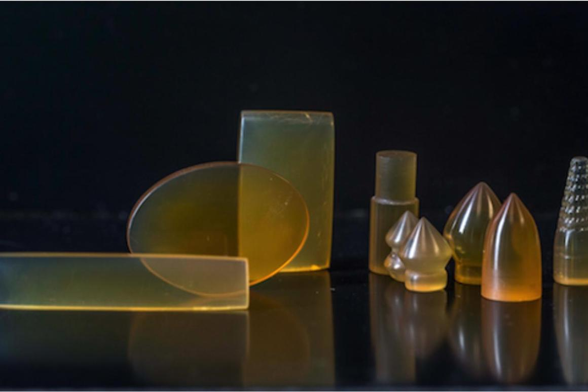 Examples of engineered 3D silk constructs