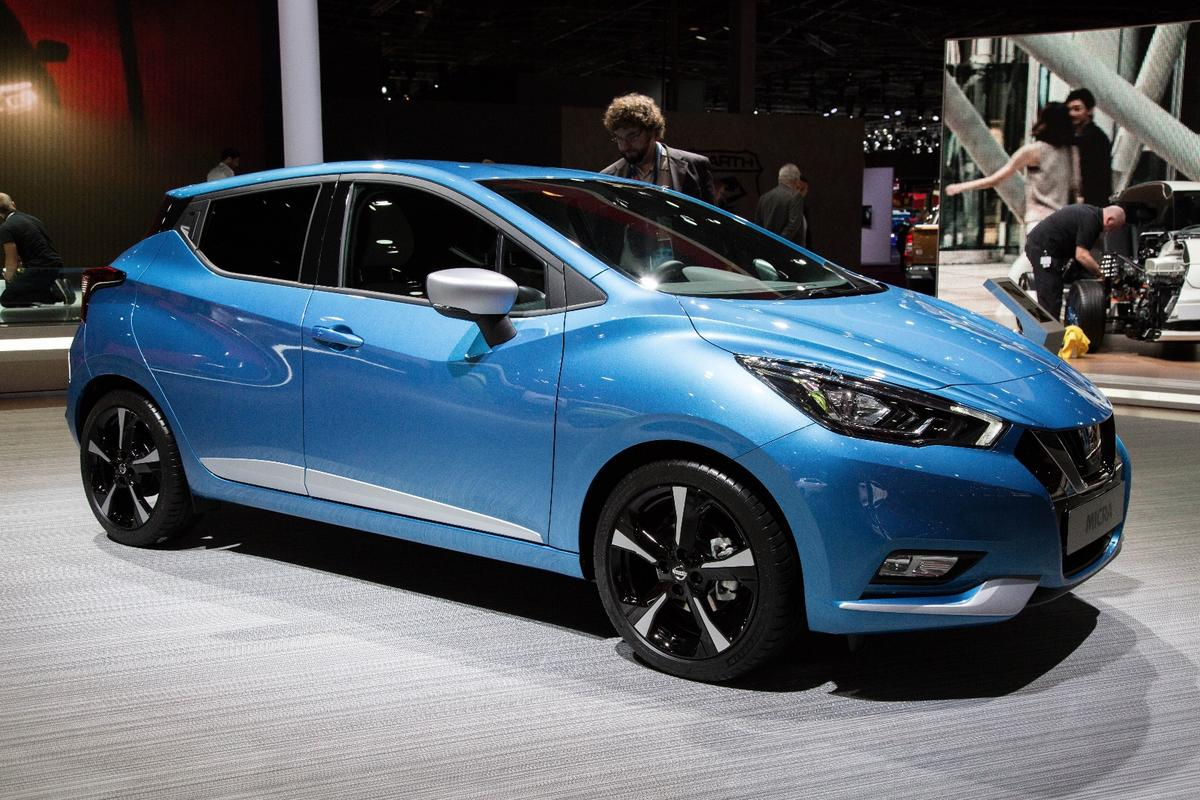 """""""[The new Micra] shows our intent to compete right at the top of Europe's B-segment market,""""says Nissan CEOCarlos Ghosn"""