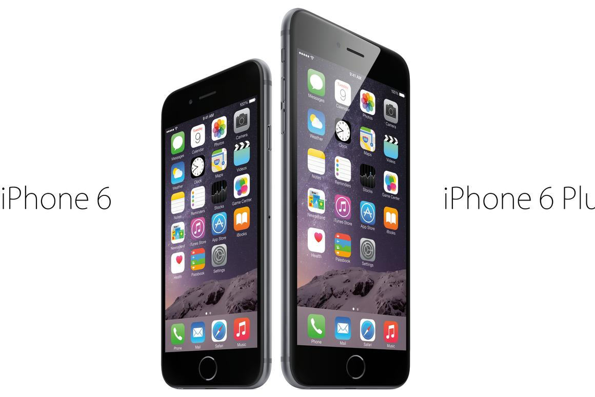 The iPhone 6 and iPhone 6 Plus offer larger screens and thinner builds than iPhone 5s