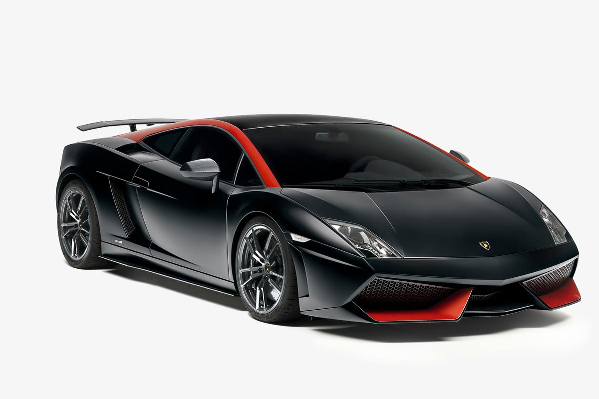 The Lamborghini Gallardo LP 570-4 Edizione Tecnica
