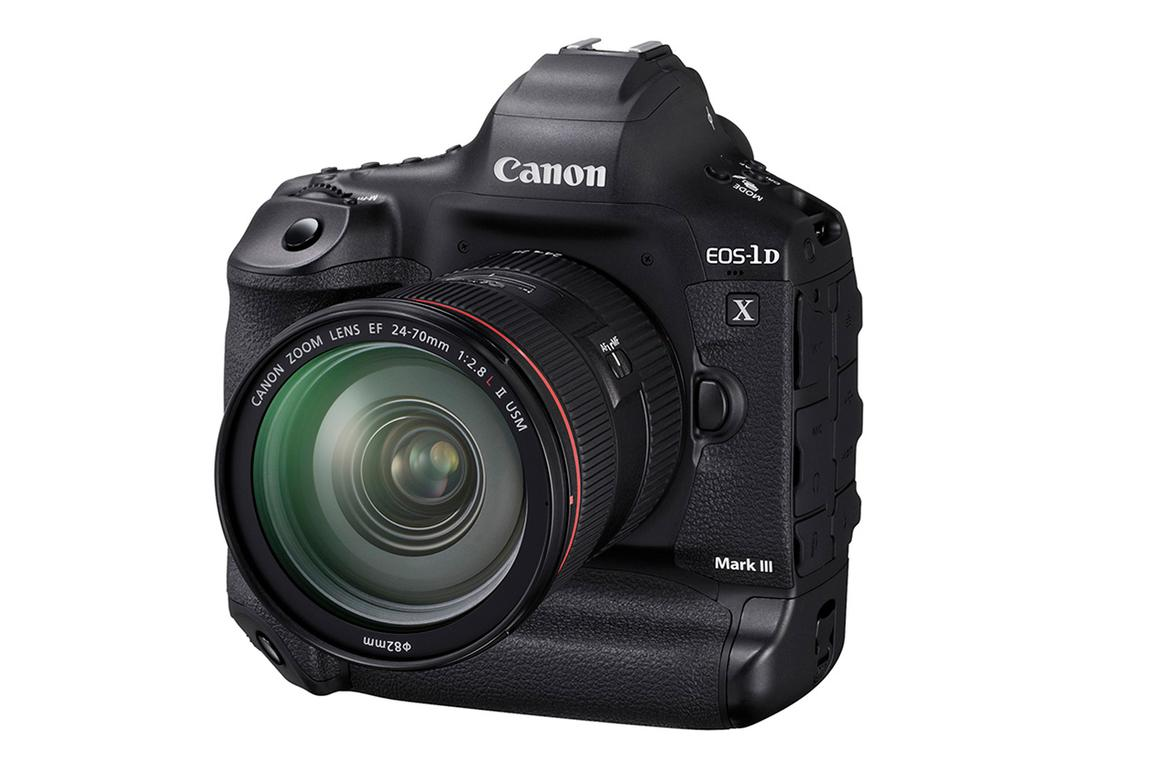 Canon has officially launched the pro-level EOS-1D Mark III flagship DSLR