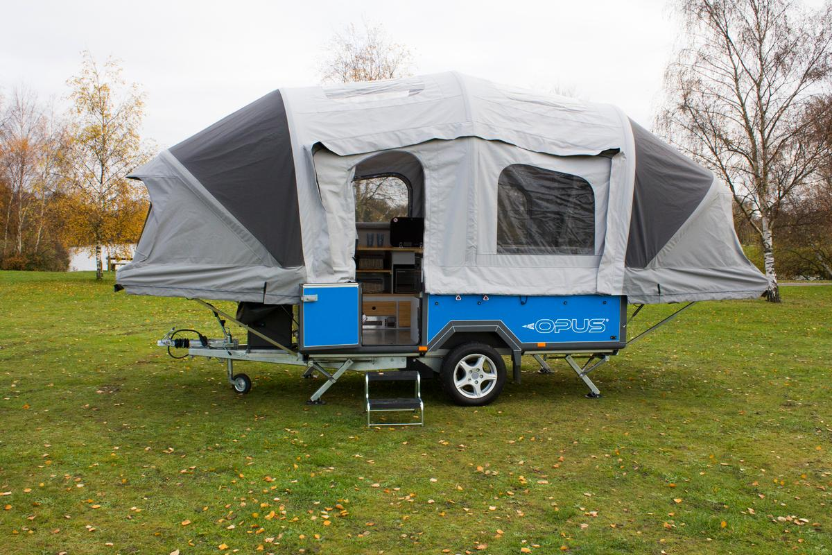 The Air Opus system can be added to any existing Opus Camper package
