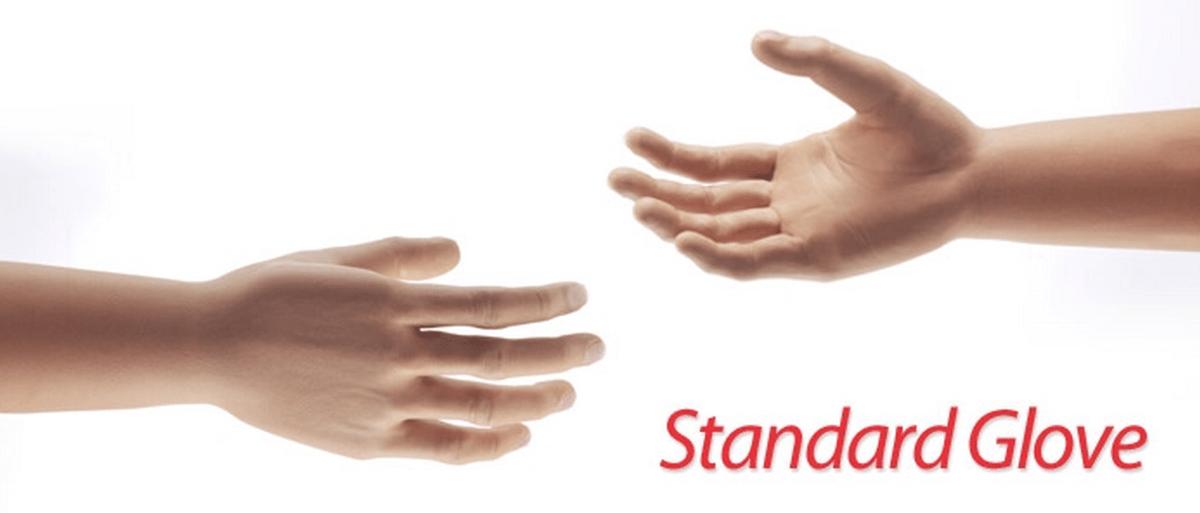The bebionic3 hand's silicone glove