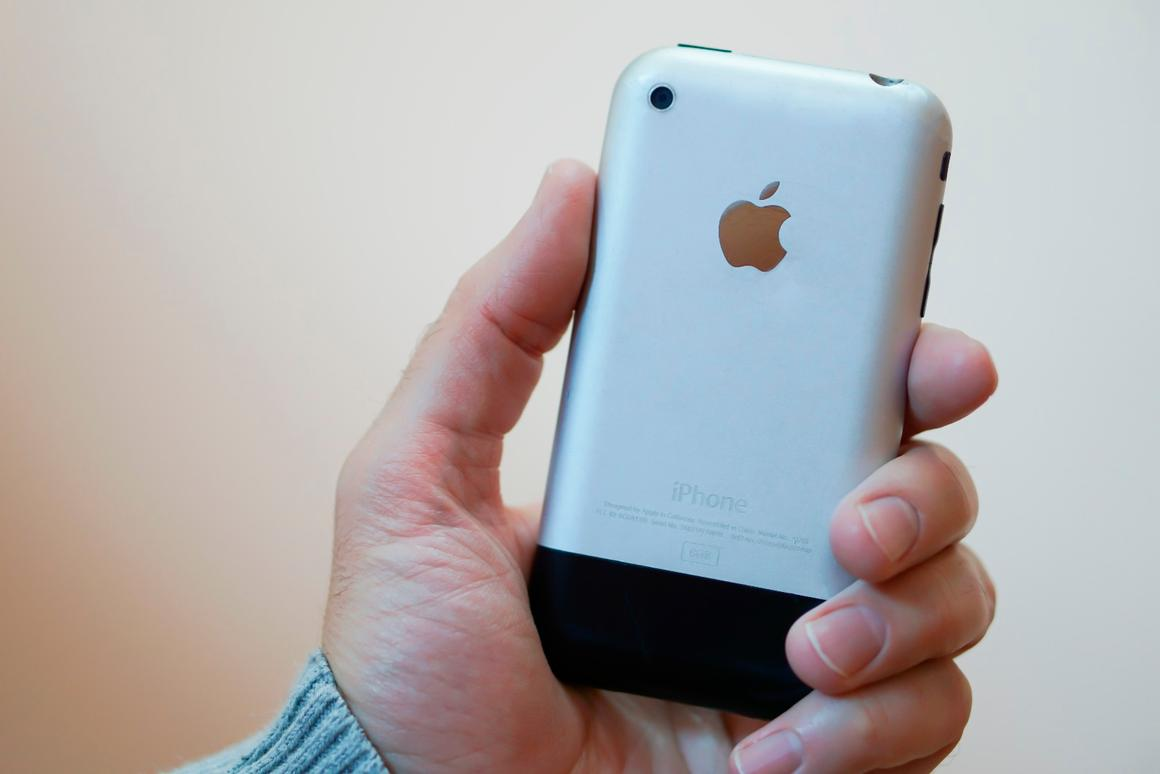 The iPhone and beyond: The 21st century's most innovative