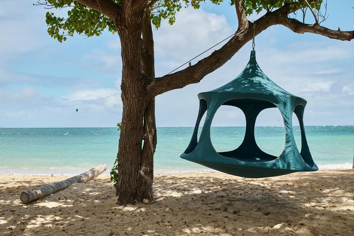 The TreePod Canopy is presently on Kickstarter