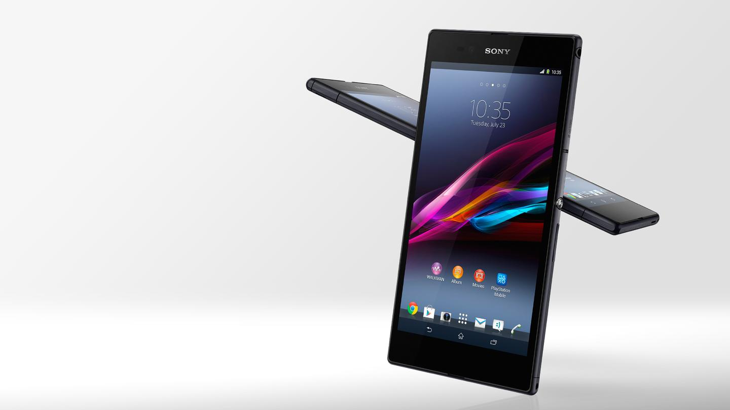 """Sony's new Xperia Z Ultra is a beast of a device, as long as you can live with a """"phone"""" that's basically a small tablet"""
