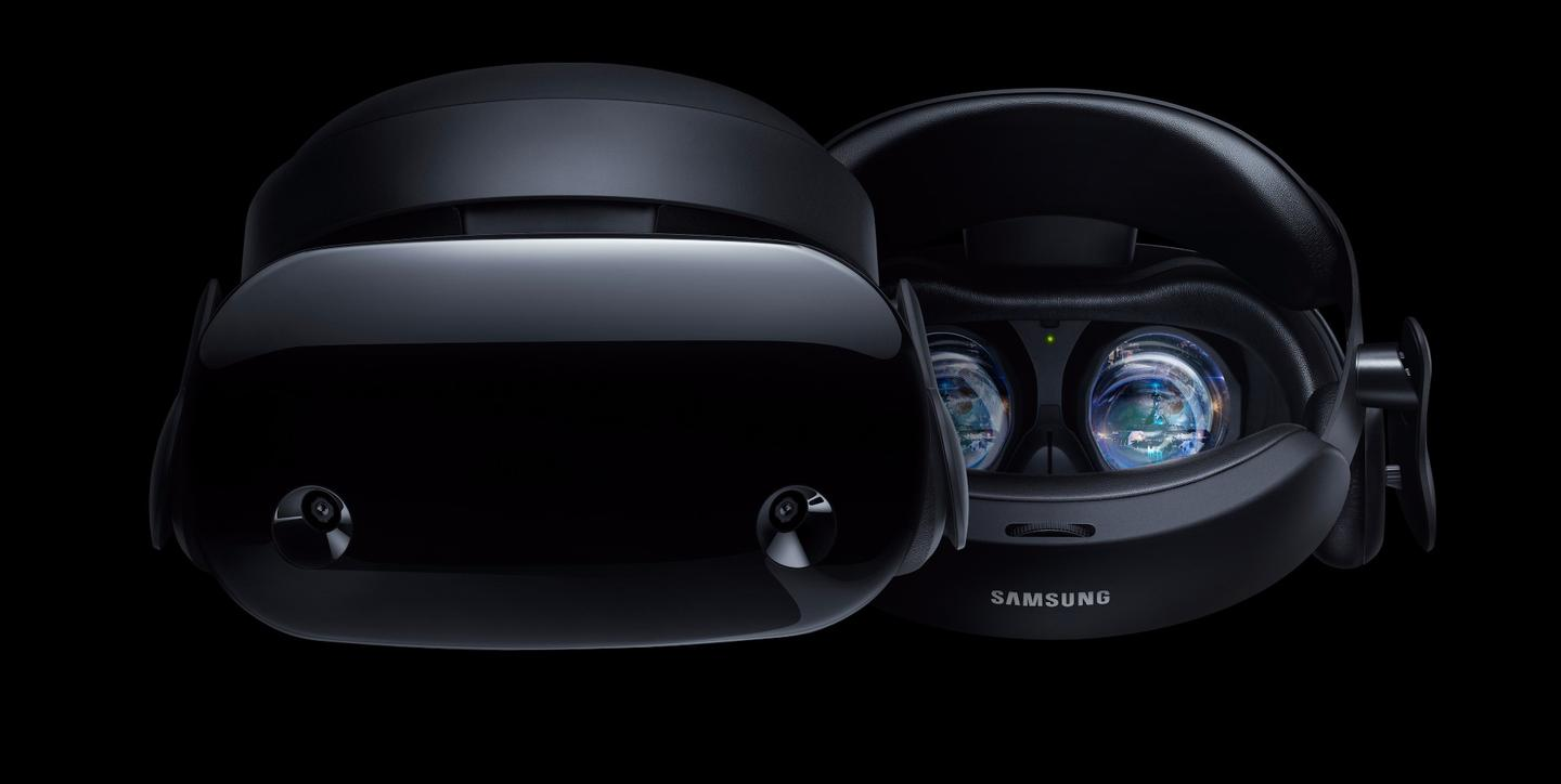The Samsung HMD Odyssey will be available November 10 for US$499, which includes the headset and two controllers