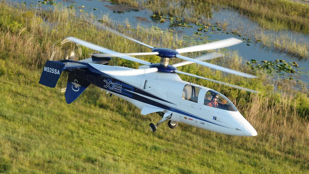 X2 Technology demonstrator reaches 181 knots in flight #12 at West Palm Beach facility