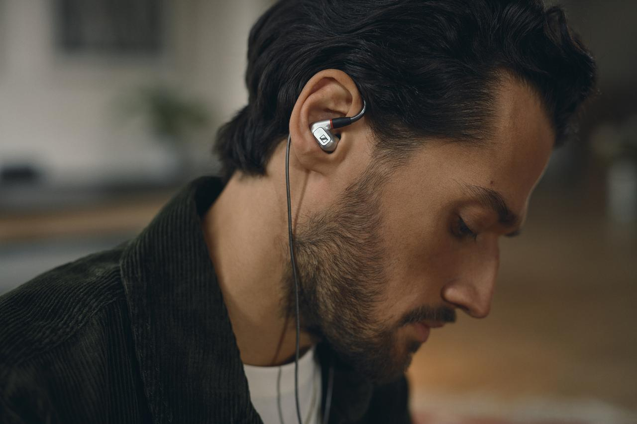 """Sennheiser's IE 900 earphones were developed to """"deliver a listening experience without compromise"""""""