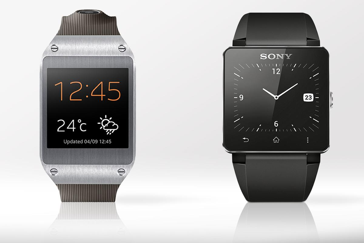 Samsung Galaxy Gear or Sony Smartwatch 2? Gizmag compares their features and specs