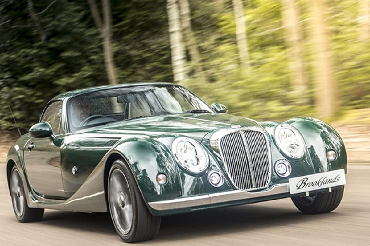 Mitsuoka has been around since 1968, but this is the first time they've made it to the UK