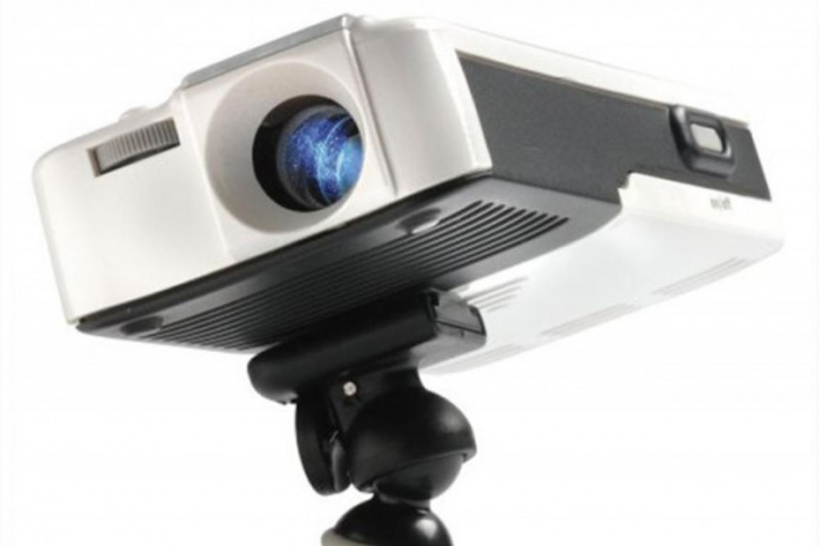 RXS Pico Media Projector
