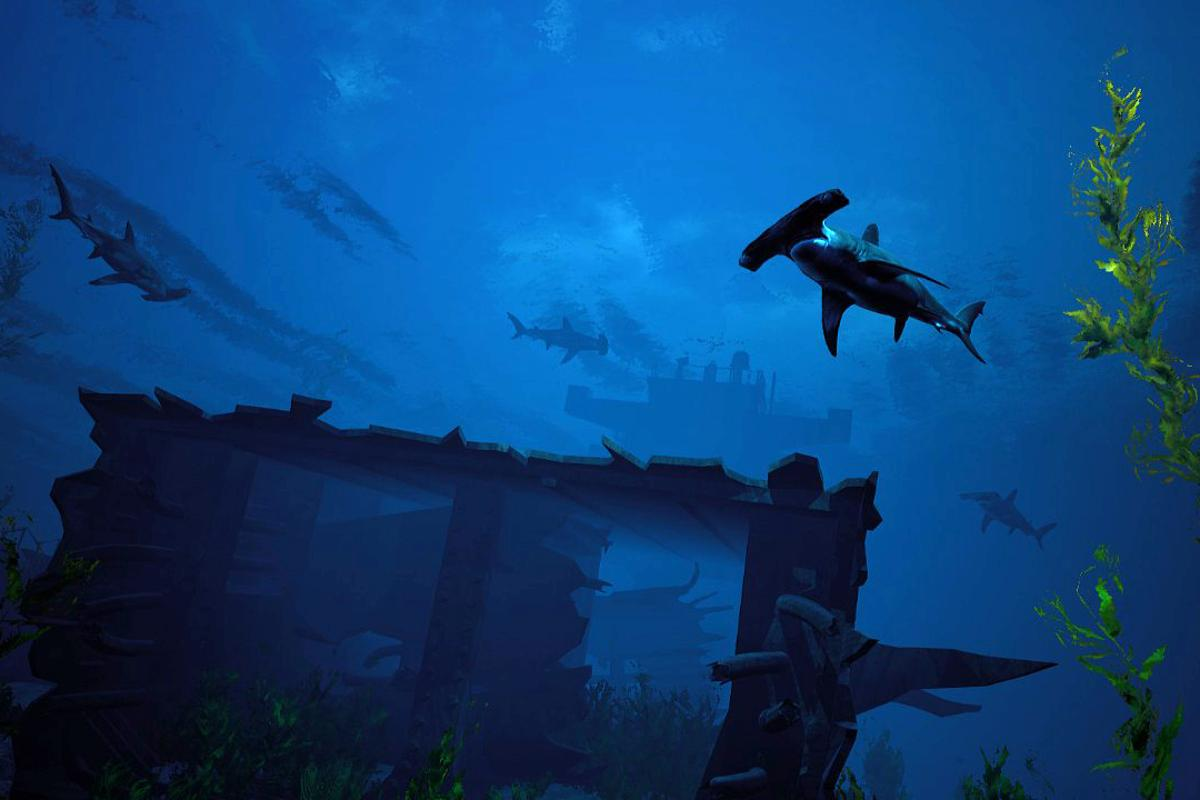 Shark roleplay game Maneater may be the oddest game in the list, which is saying something when Death Stranding also features