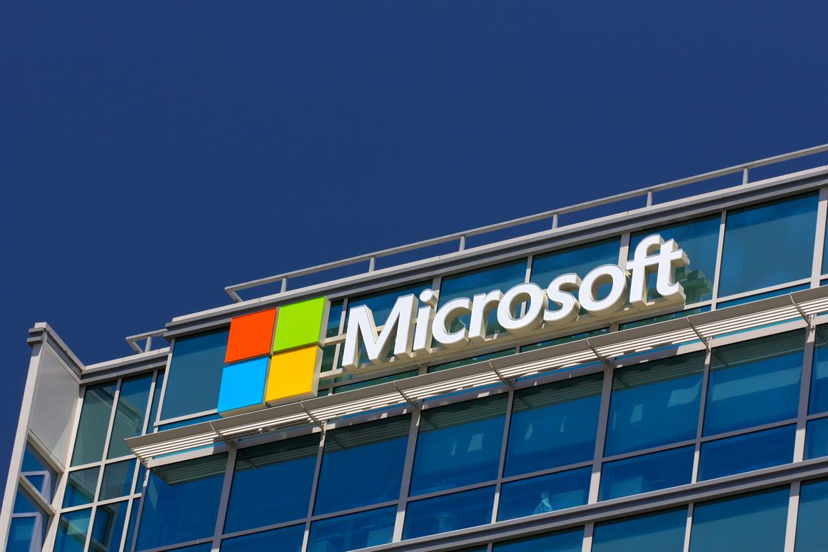 Microsoft suspects several hacking targets are associated with the 2020 Trump presidential campaign