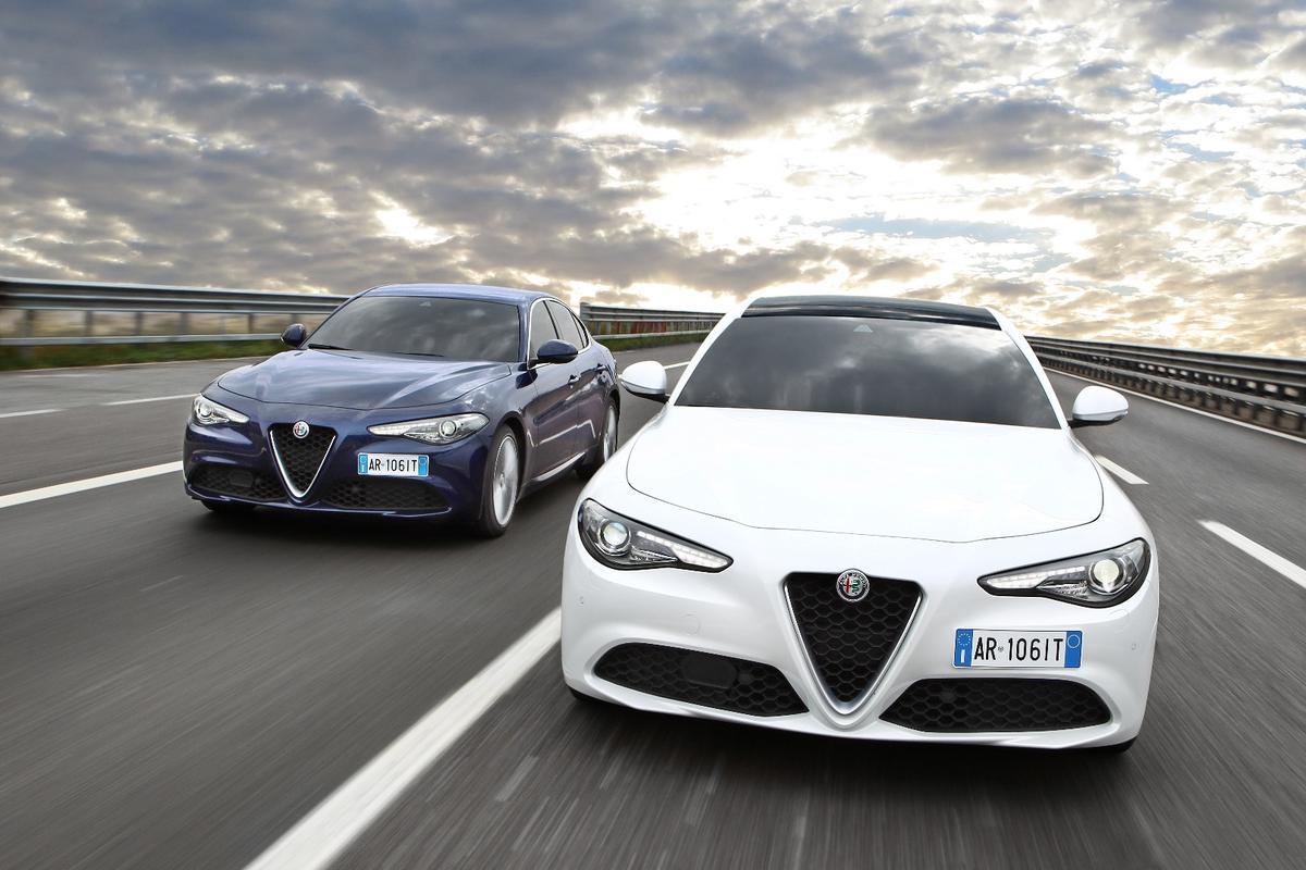 Alfa Romeo is hoping the Giulia can help rebuild its brand