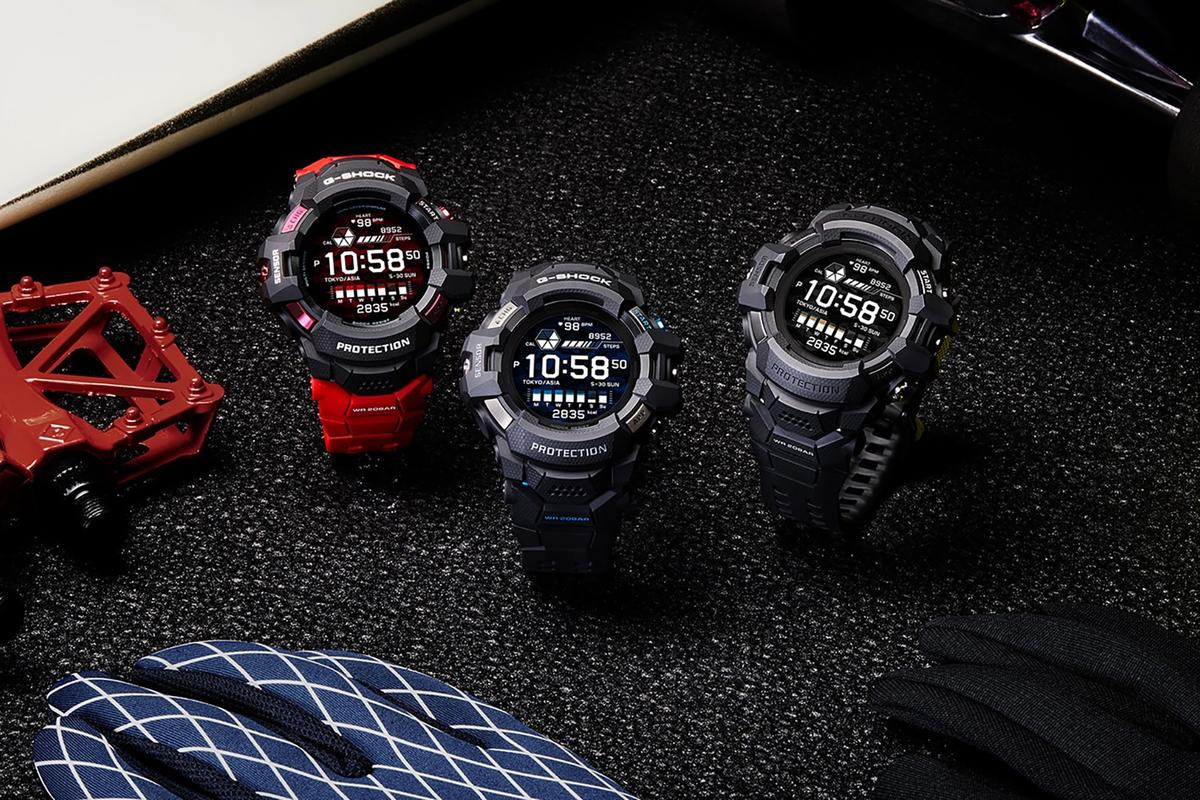 The three GSW-H1000 models come with Wear OS on board