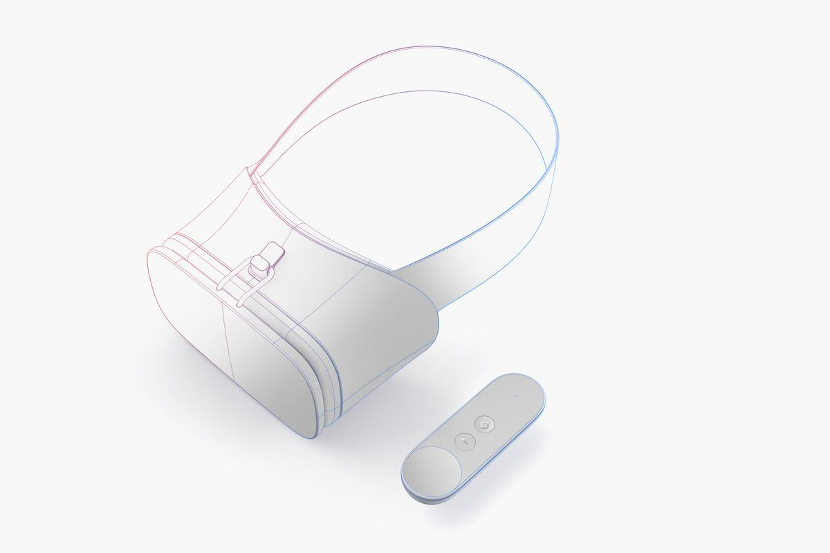 The closest we got to new VR hardware at Google I/O was this reference design – what do we know, and what do we still have to learn about Daydream?