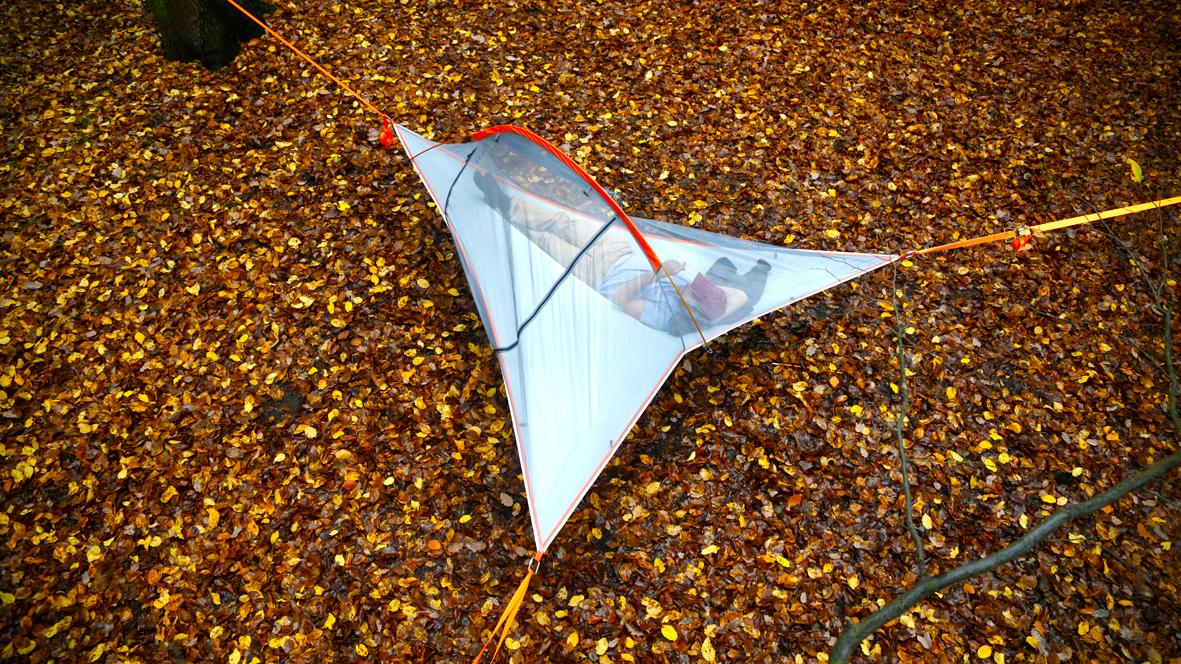 The Flite is Tentsile's lightest and most affordable model to date