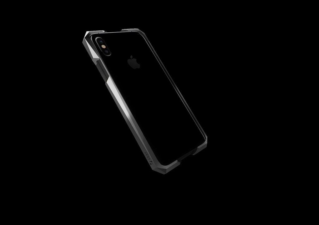 Gray's line of iPhone X cases do come as cheaply as $645