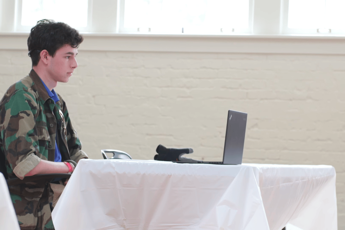 The inaugural Brain Drone Race was hosted at the University of Florida last week