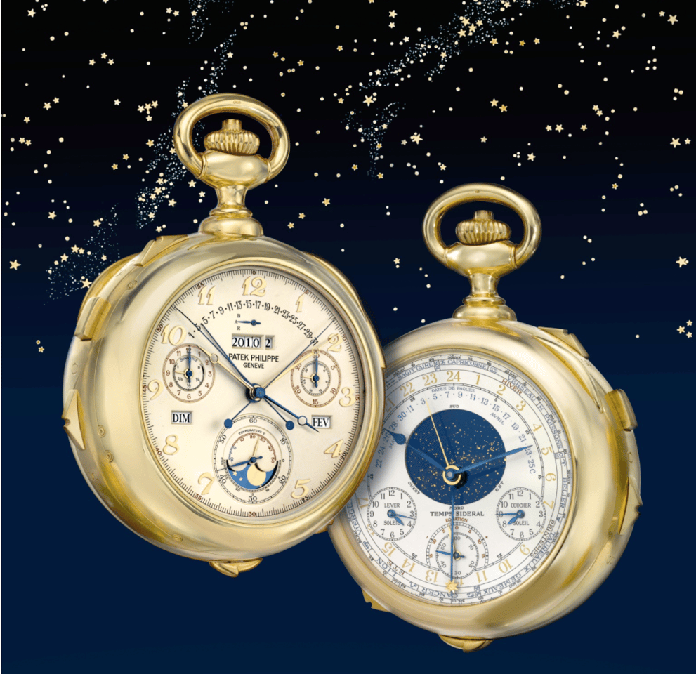 The Patek Philippe Calibre 89 was completed in 1989