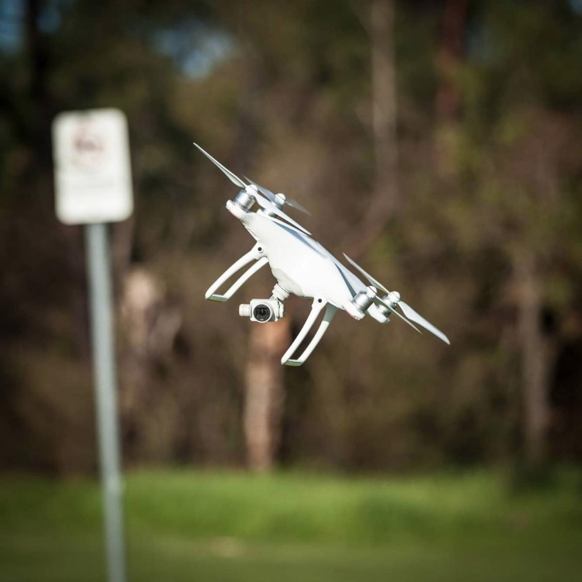 The team examined 150 reported civil incidents involving drones between 2006 and 2016