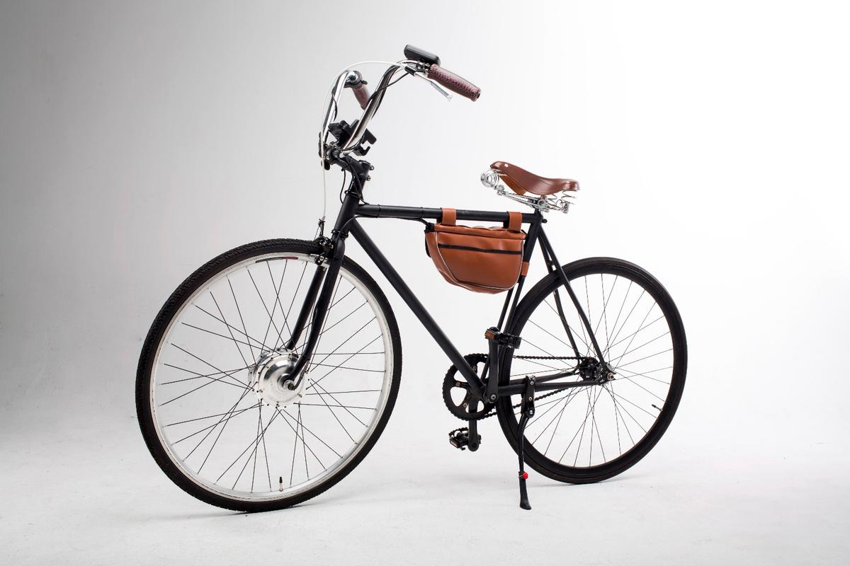 Coolpeds combines simple, traditionalstyle with a modern electric drive