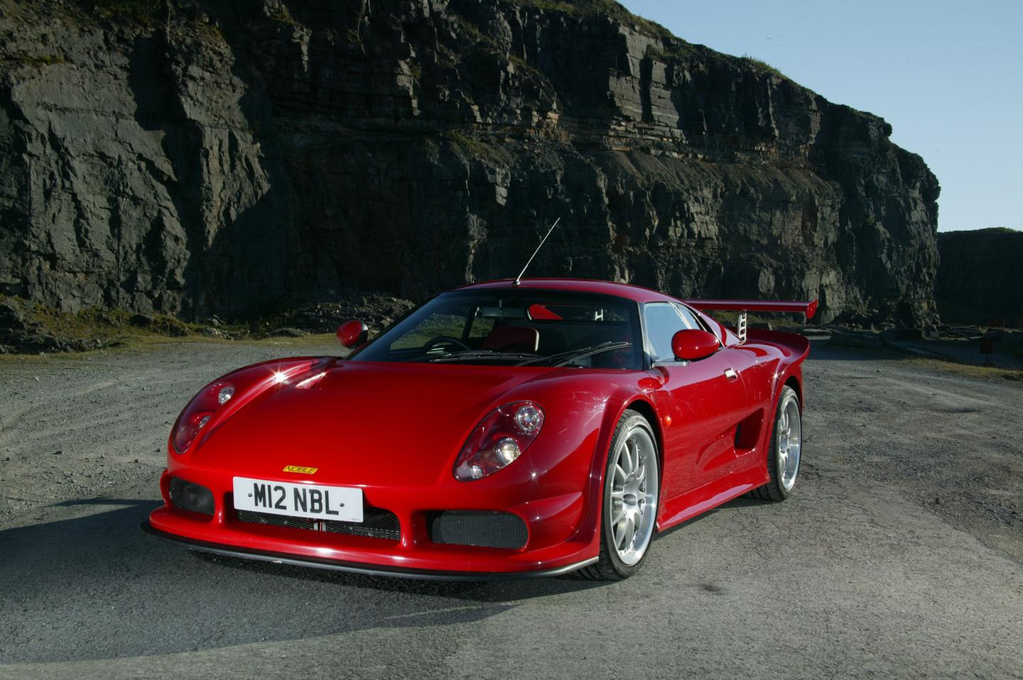 The 2003 Noble M12 GTO-3R