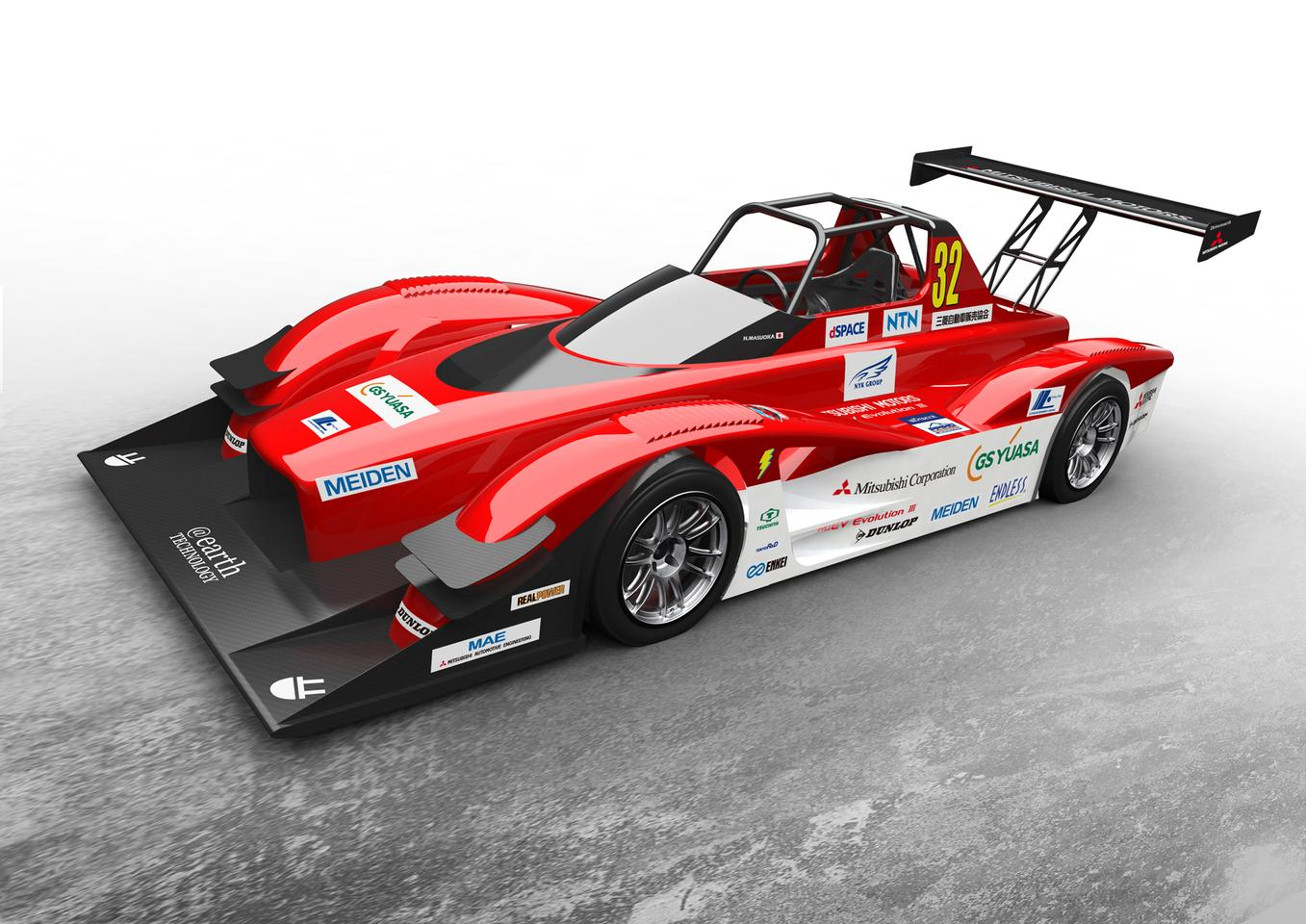 The MiEV Evolution III gets more power, improved aerodynamics and other upgrades