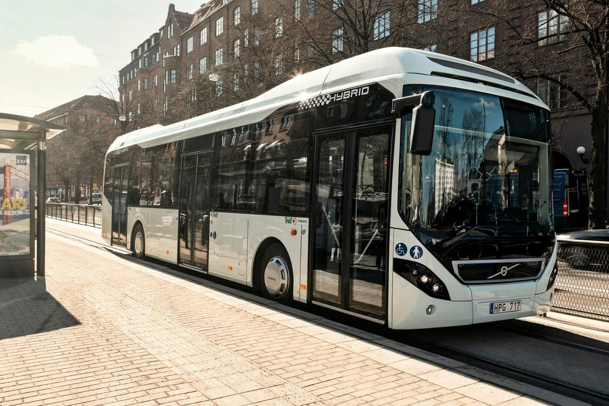 The hybrid buses involved in the Navi Mumai pilot will be manufactured at Volvo's Bangalore facility