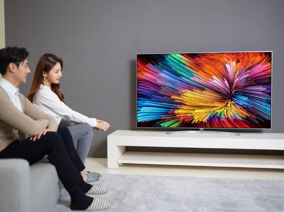 LG has unveiled its new line of Super UHD TVs, making use of Nano Cells to improve color reproduction
