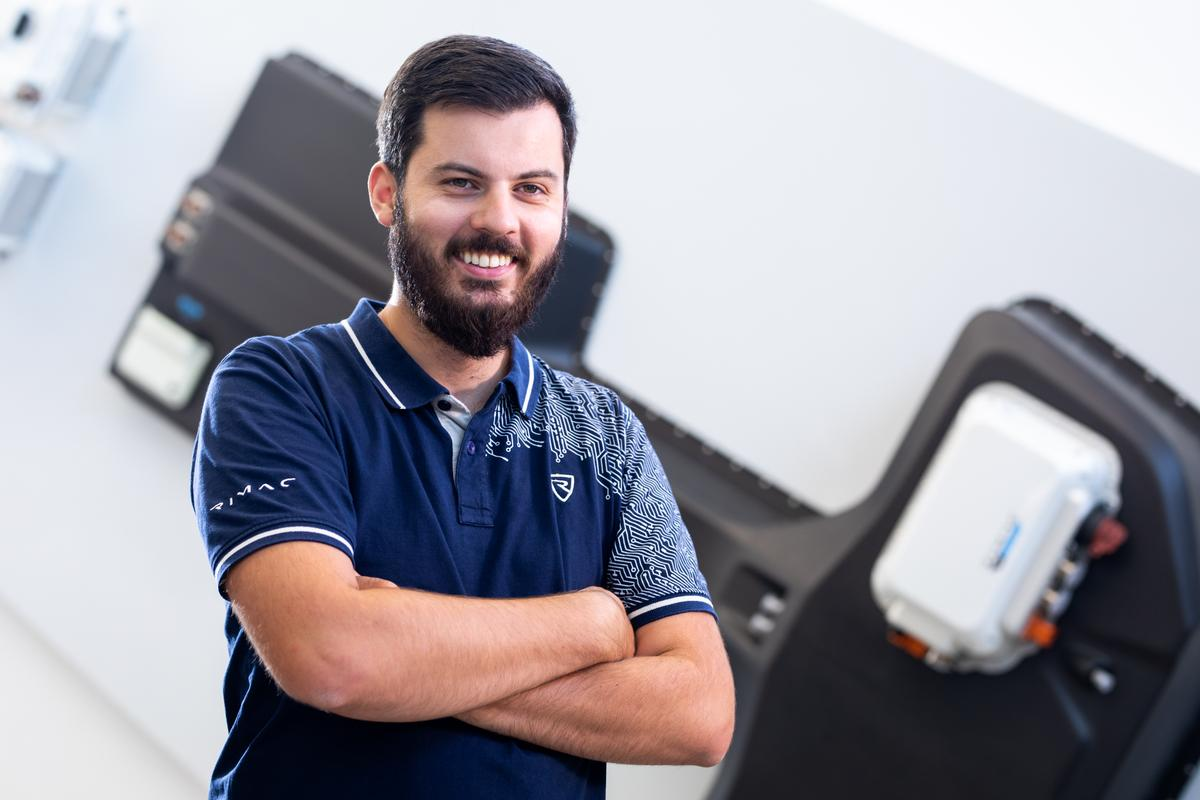 Mate Rimac, at just 32 years old, is already one of the most important figures in the electrification revolution
