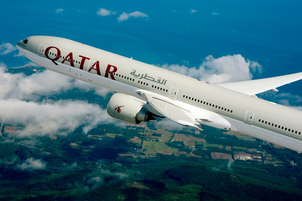 The distance between Auckland and Doha is 9,034 miles(14,539 km)