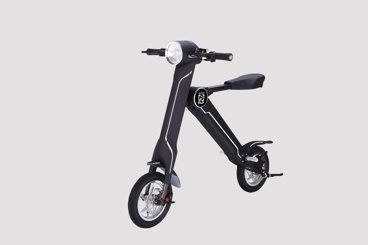 The ET Smart Scooter aims to fix production flaws found in the original E.T Scooter
