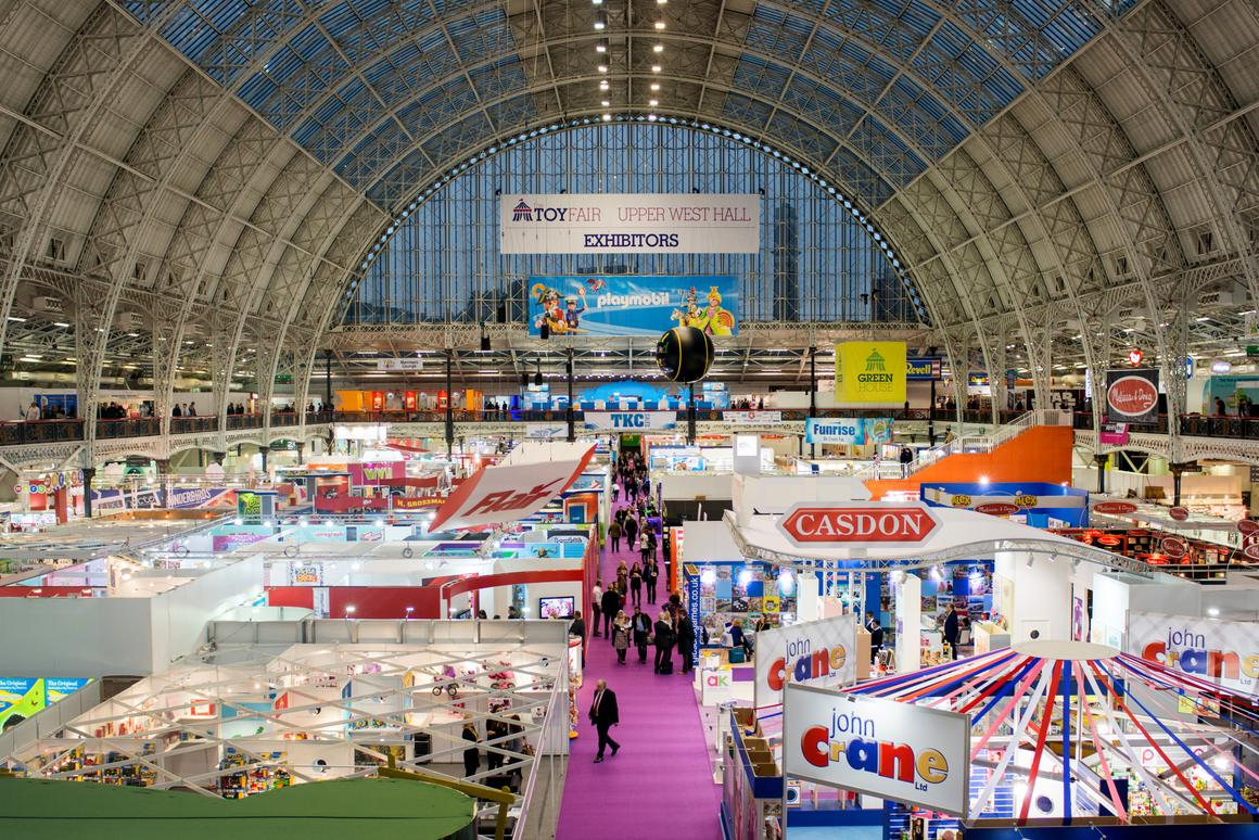 Gizmag recently visited Toy Fair in London to find the latest tech toys