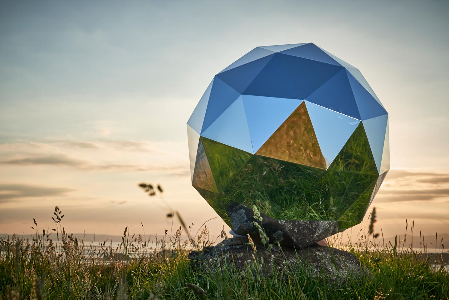 Humanity Star is designed to be visible to everyone on Earth