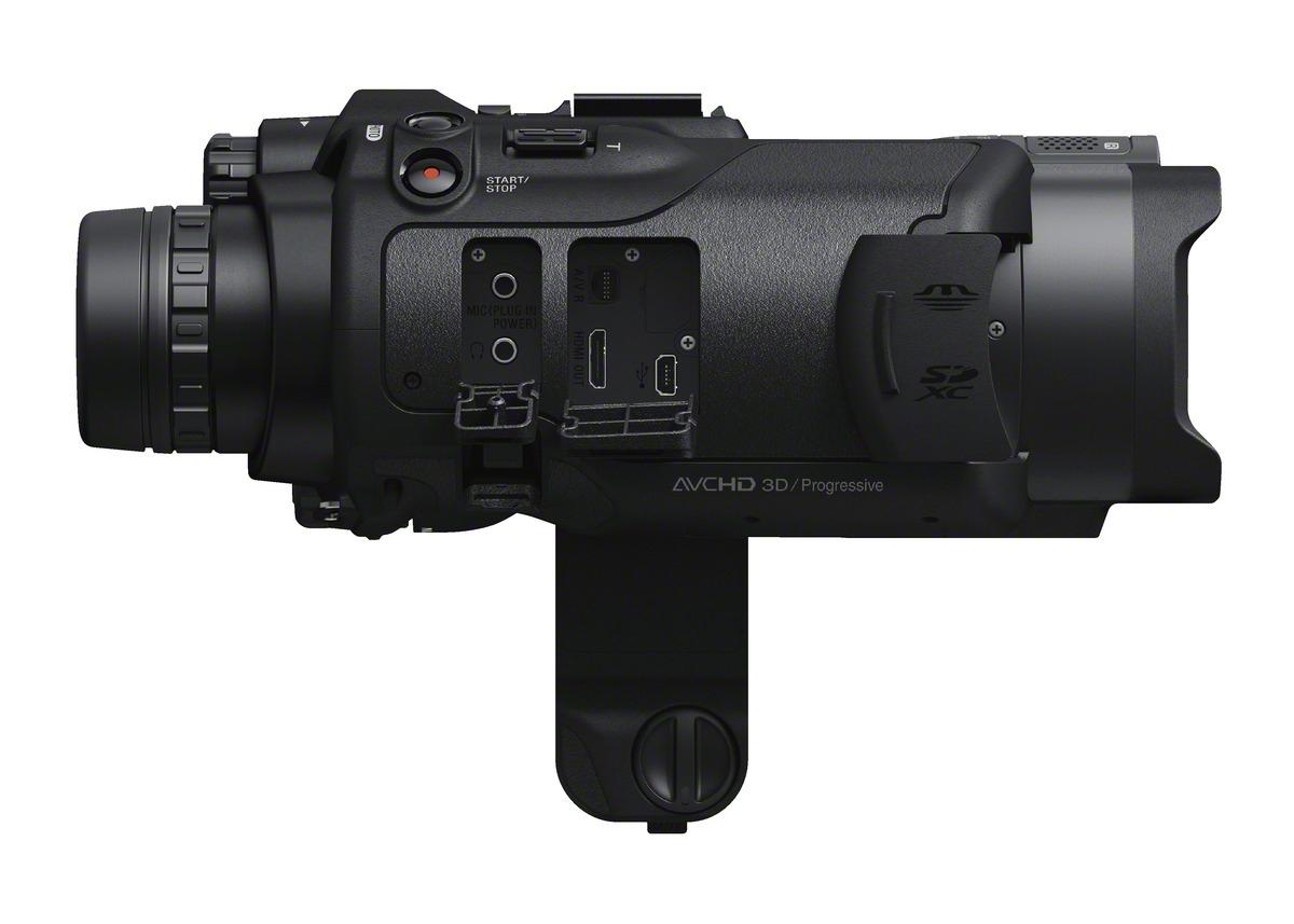Sony digital binoculars