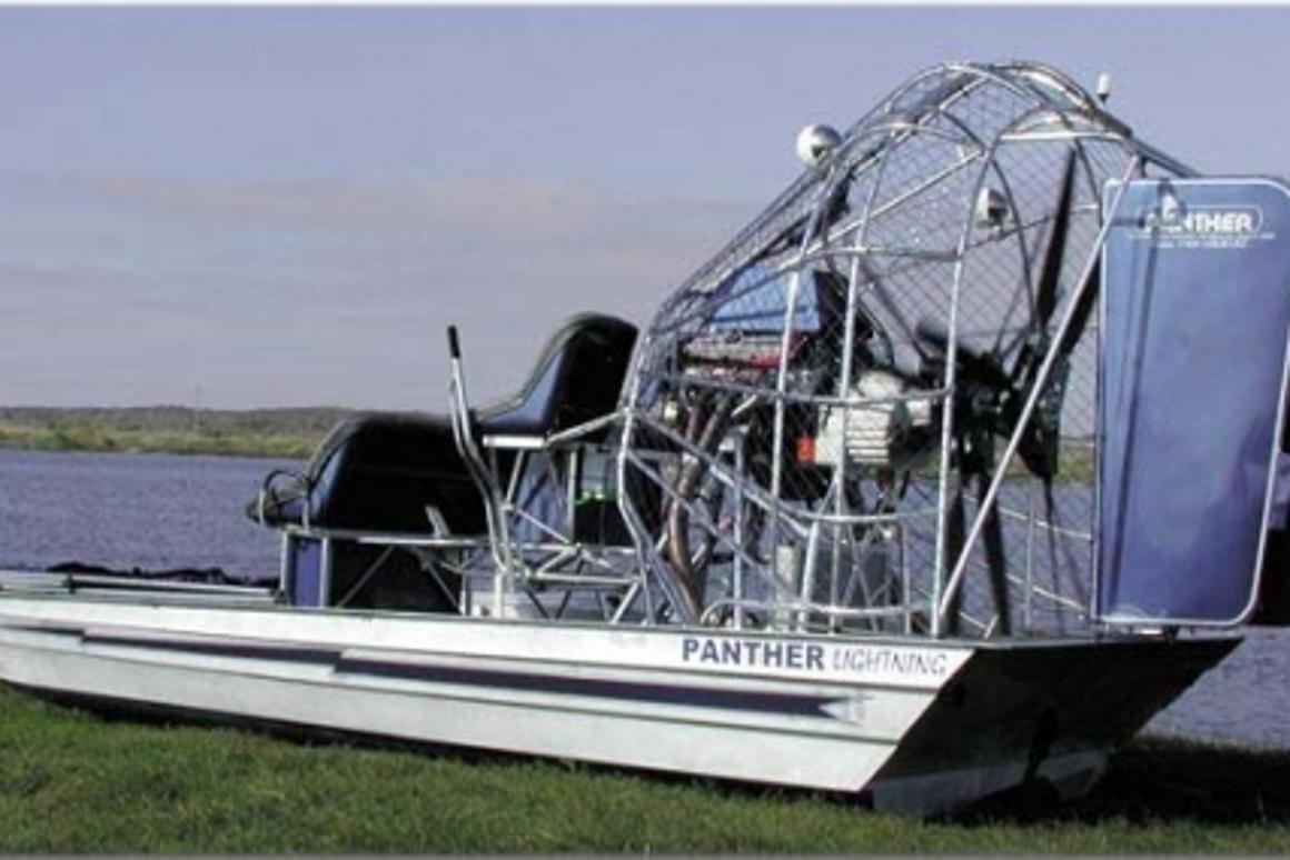 Panther Airboats Offer Diverse Applications For Australia