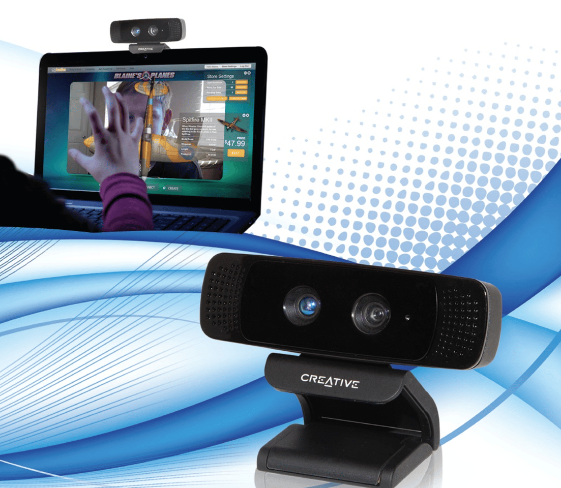 Intel's Creative camera