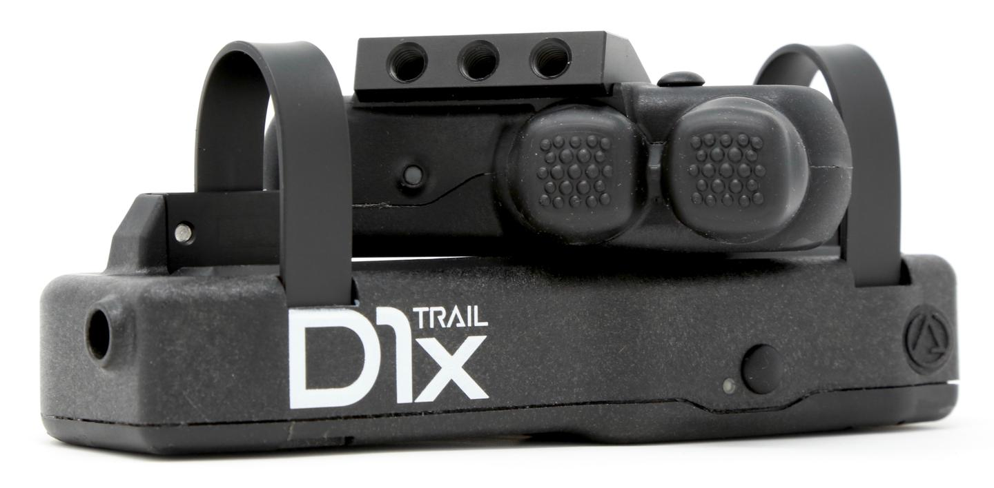 The complete D1x Trail system