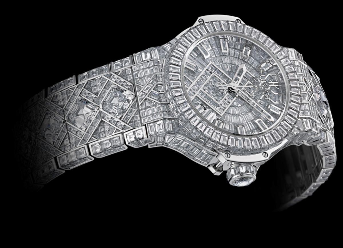 Image result for Hublot Big Bang Diamond
