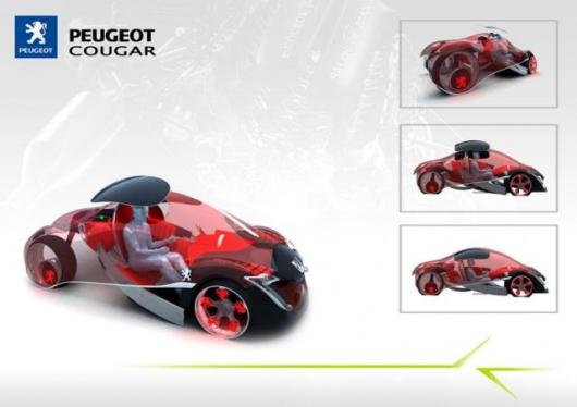 The Peugeot Cougar