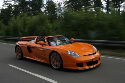 The TechArt Porsche Carrera GT